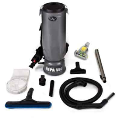 10qt Commercial Backpack Vacuum