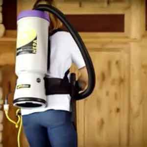 best backpack vacuum cleaner