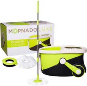 MOPNADO – Deluxe Stainless Steel