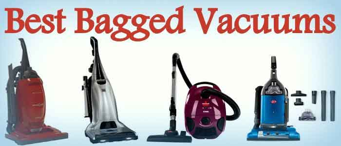 best bagged vacuum cleaner FI