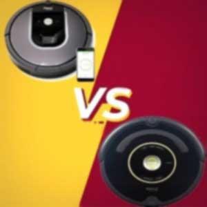 Roomba 890 VS 960