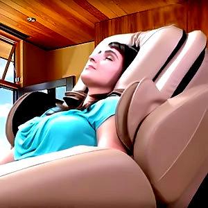 Massage Chair for Sciatica