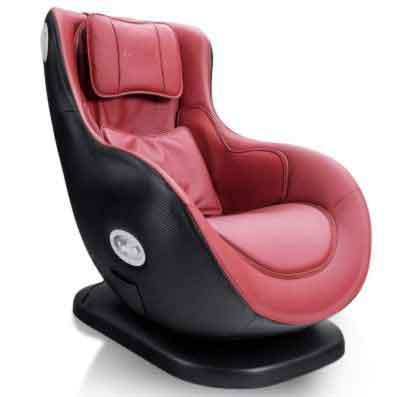 Giantex Leisure Curved Massage Chair Shiatsu