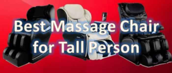 Massage Chair For Tall Person FI