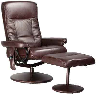 Relaxzen Leisure Recliner Chair with 8-Motor