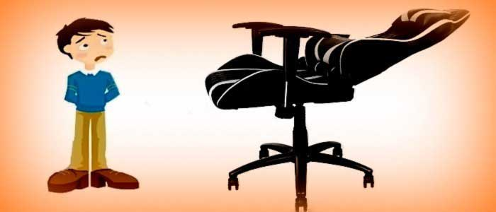 gaming chair for short person