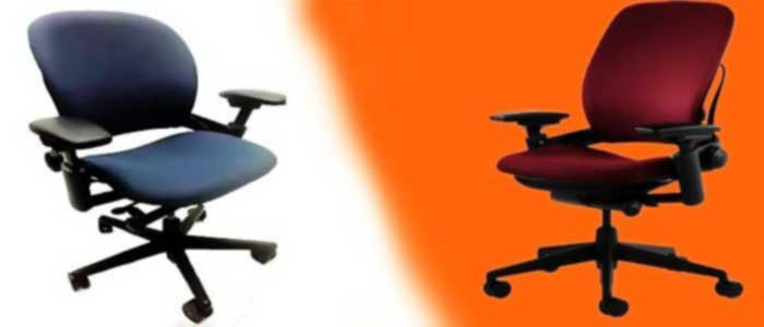 Steelcase Leap V1 vs V2 Comparison