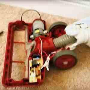 Shark Rotator Vacuum Wont Turn on