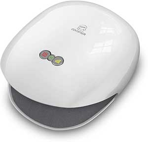 Comfier Wireless Hand Massager with Heat