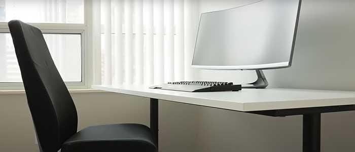 Best Armless Office Chair FP